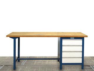 Gebruikte overige tafels