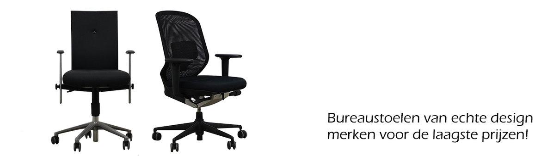 Design-Bureaustoelen