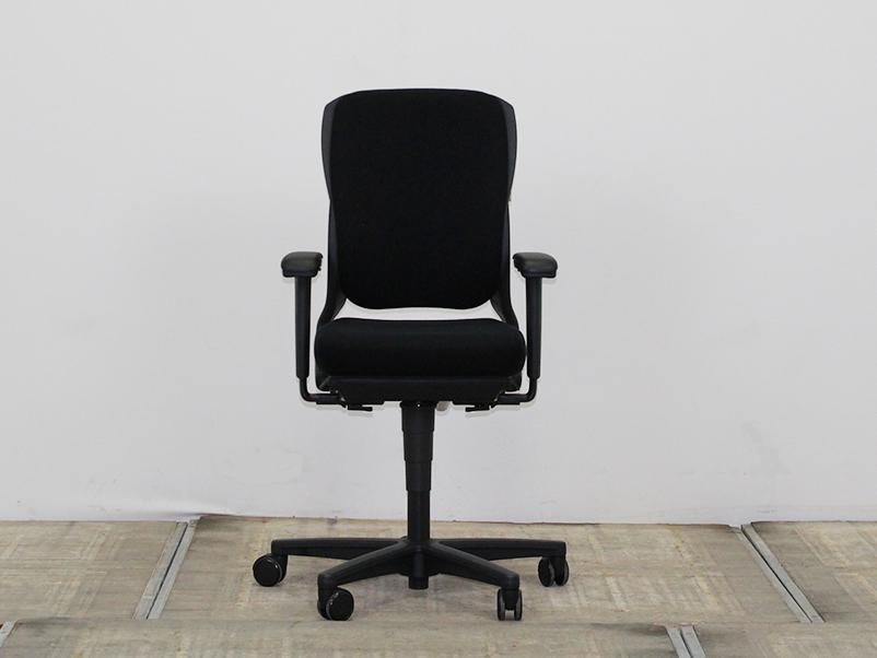 Ahrend 220 Bureaustoel Zwart.Zoeken