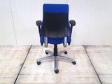 BMA Axia 17037 bureaustoel gebruikt kantoormeubilair lamers arrola achteraanzicht