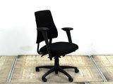 17041 bureaustoel gebruikt kantoormeubilair lamers arrola zijaanzicht