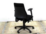 17041 bureaustoel gebruikt kantoormeubilair lamers arrola achteraanzicht