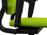 Ahrend 220 Bureaustoel NIEUW Lime Groen gestoffeerd _