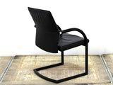 Klober 984 17084 vergaderstoel gebruikt kantoormeubilair lamers arrola achteraanzicht zwart