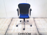 Ahrend 230 Bureaustoel Blauw | Refurbished_