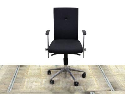 Fritz Hansen spin chair Burkhard Vogtherr gebruikte Bureaustoel