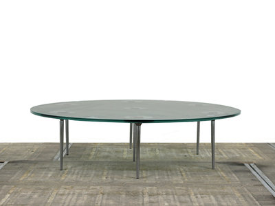 Lourens Fisher gebruikte salontafel