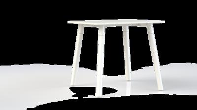 Corner tafel vierkant