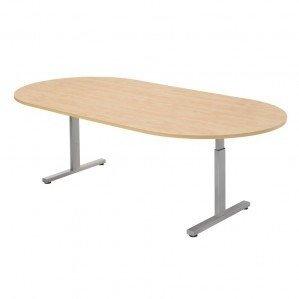 PINTA ovale vergadertafel 240x120cm