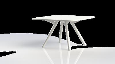 Bridge vergadertafel vierkant