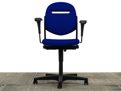 Ahrend 220 Bureaustoel Blauw | Refurbished